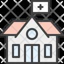 Hospital House Icon