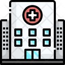 Hospital Healthcare Clinic Icon