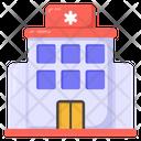 Hospital Building Clinic Hospital Icon