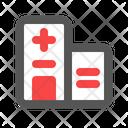 Hospital Health Care Icon