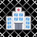 Hospital Health Clinic Hospital Building Icon