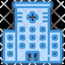 Hospital Health Clinic Medical Icon