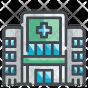 Hospital Medical Clinic Clinic Icon