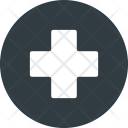 Hospital Direction Location Icon