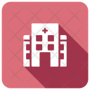 Hospital Healthcare Medical Icon