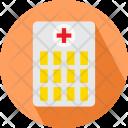 Hospital Medical Treatment Icon