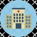Hospital Medical Care Icon