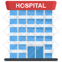 Hospital Medical Building Icon