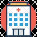 Hospital Infirmary Sanatorium Icon