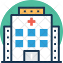 Clinic Health Center Icon
