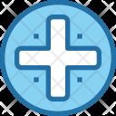 Hospital Sign Symbol Icon