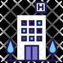 Hospital Health Helathcare Icon