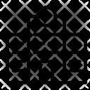 Building Cross Medical Icon