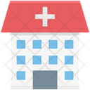 Hospital Hospital Building Medical Center Icon