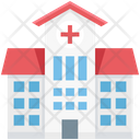 Hospital Hospital Building Icon