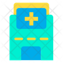 Building Clinic Hospital Icon