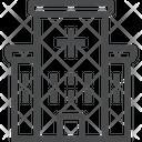 Building Costruction Icon