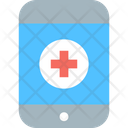 A Mobile Application Hospital Application Medical Application Icon