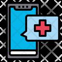 Hospital Application Medicine Healthcare Icon