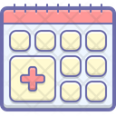 Hospital Appointment Icon