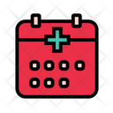 Appointment Medical Schedule Icon
