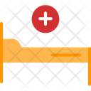 Hospital Bed Medical Bed Bed Icon
