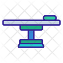 Operating Couch Sofa Icon