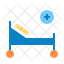 Hospital Bed Patient Bed Hospital Icon