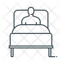 Hospital Bed Hospital Bed Icon
