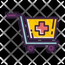 Supplies Cart Icon