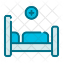 Bed Medical Health Icon