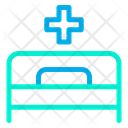 Bed Hospital Bed Health Clinic Icon
