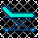 Stretcher Bed Emergencies Icon