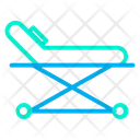 Stretcher Bed Emergencies Icon