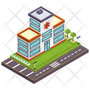 Infirmary Hospital Medical Center Icon