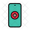 Phone Medical Smartphone Icon