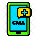 Hospital Call Icon