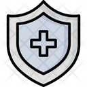 Hospital Care Medical Shield Healthcare Icon