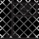 Flag Symbol Insignia Icon