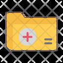 Hospital Folder Medical Folder Folder Icon