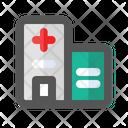 Hospital Icon Icon