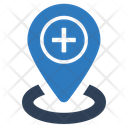 Favorite Location Gps Location Icon