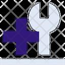 Hospital Management Icon