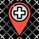 Hospital nearby Icon