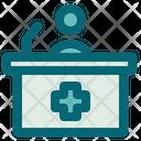 Hospital Reception Icon