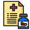 Hospital Report Icon