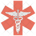 Hospital Sign First Aid Healthcare Icon