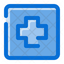 Hospital Medical Clinic Icon