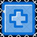 Hospital Medical Clinic Icon