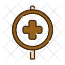 Hospital Sign Hospital Signboard Icon